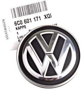 Originele VW naafkapjes VW Polo model 6C0 601 171